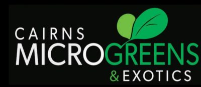 Cairns Microgreens and Exotics banner image