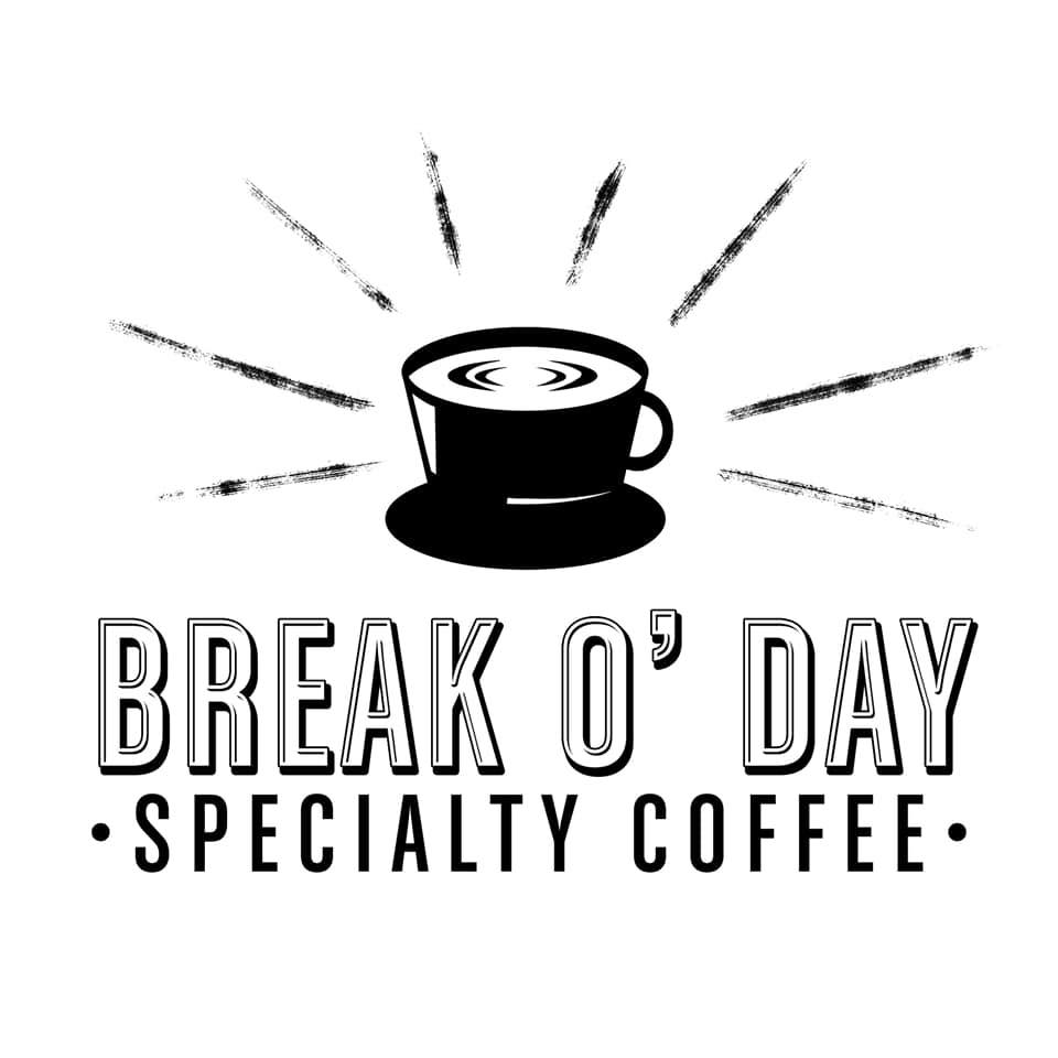 Break O Day Coffee banner image